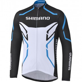 Shimano Thermal Print long sleeve Jersey XL