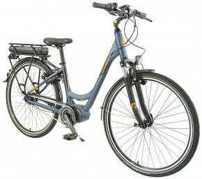"E-Bike BBF ""Bern"" STEPS Damen 8-Gang - 28"", RH 43 cm"
